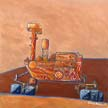 The Complex Inner Life of a Mars Rover
